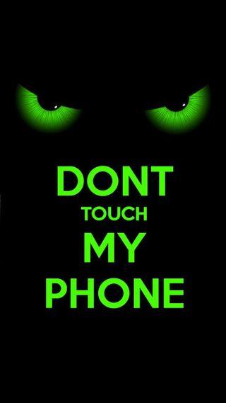 Обои на телефон трогать, телефон, не, мой, блокировка