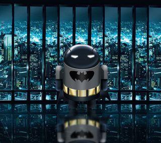 Обои на телефон дроид, темные, рыцарь, крутые, забавные, бэтмен, андроид, the dark droid, android