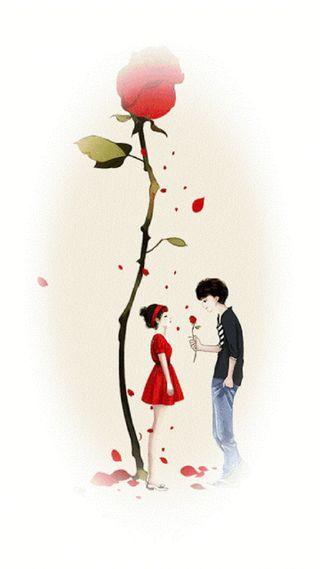 Обои на телефон романтика, сердце, розы, любовь, love