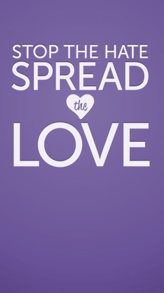 Обои на телефон стоп, ненависть, любовь, stop hate, spread the love, spread, love