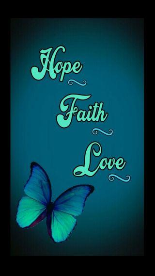 Обои на телефон love, positivity, hfl, любовь, синие, бабочки, духовные, надежда, вера, позитивные, спокойные