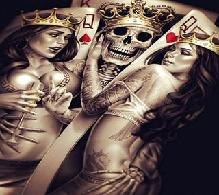 Обои на телефон король, king is king, -----------
