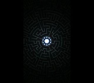 Обои на телефон фулл хд, старк, сердце, железный человек, железный, labyrinth to ironman, labyrinth, iron man heart