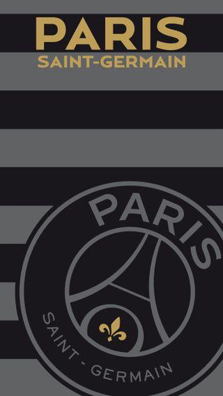 Обои на телефон святой, псж, полоски, париж, логотипы, psg strips