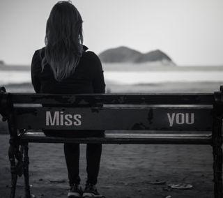Обои на телефон скучать, ты, романтика, ожидание, одиночество, любовь, грустные, возлюбленные, sorrow, love, he