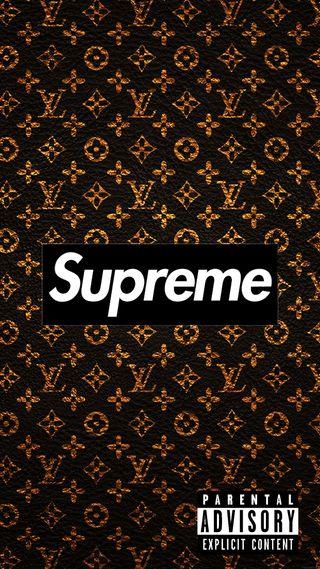 Обои на телефон луи витон, wallpaper hd, supreme and lv, supreme, fondo de supreme