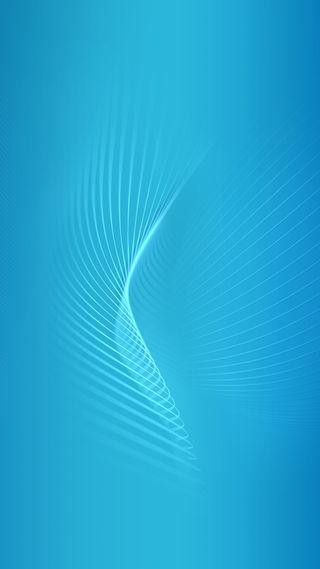 Обои на телефон хуавей, стандартные, синие, оригинальные, абстрактные, p9, huawei