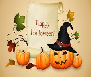 Обои на телефон хэллоуин, счастливые, случаи, праздник