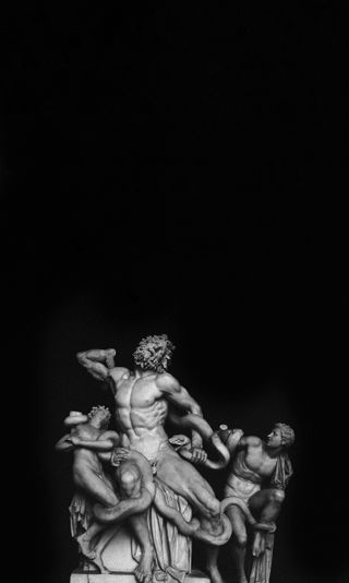 Обои на телефон статуя, мрамор, греческий, vaporwaveg, marble statue, aesthetics