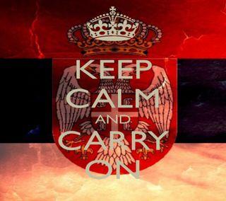 Обои на телефон спокойствие, serbia, leskovac, kepp calm and carry on, keep calm and carry