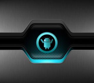 Обои на телефон цвет морской волны, ряд, минималистичные, лучшие, крутые, дроид, андроид, droid series 192, cyanogen, android