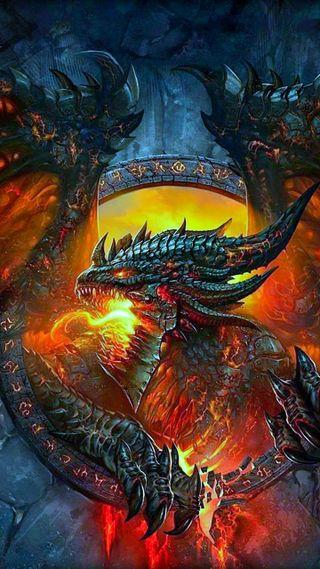 Обои на телефон крылья, дракон, plus, dragon 3d, dragon, 3д
