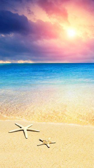 Обои на телефон рай, остров