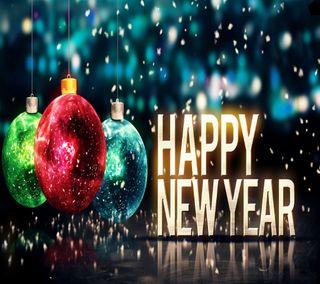 Обои на телефон счастье, счастливые, пожелание, новый, год, happy new year 2015, 2015