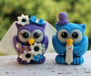 Обои на телефон торт, украшение, сова, птицы, милые, любовь, брак, wedlock, love, cake decoration, 960x800px