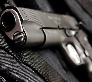Обои на телефон смерть, черные, темные, пистолет, оружие, shotshell, 9mm