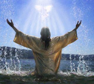 Обои на телефон бог, исус, духовные, христос