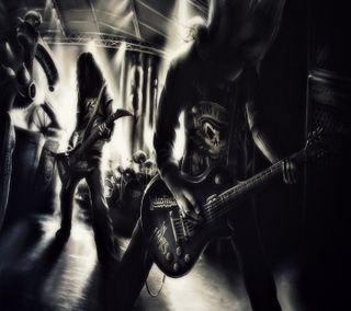 Обои на телефон группа, рок, розы, приятные, оружие, огонь, новый, концерт, rock band, in flames, guns and roses