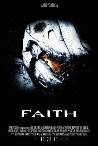 Обои на телефон фильмы, вера, xbox 360, xbox, halo faith, halo, bungie