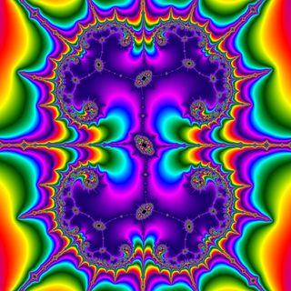 Обои на телефон цвета, фиолетовые, синие, сердце, розовые, радуга, желтые, rainbow heart