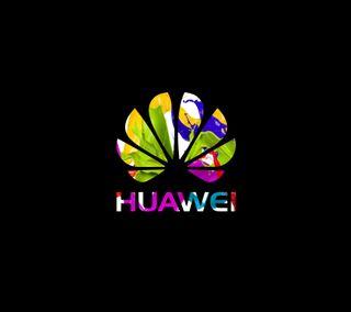 Обои на телефон черные, цветные, хуавей, синие, любовь, крутые, красые, love, huawei cool color, dr
