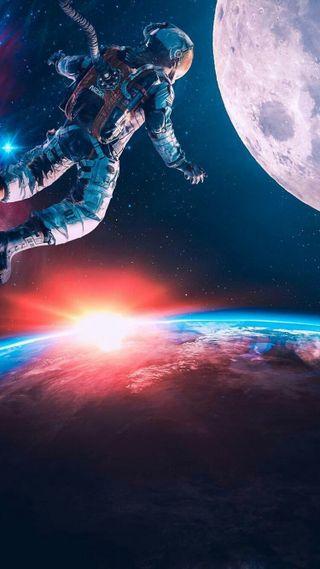 Обои на телефон хэллоуин, фильмы, супер, северный, прекрасные, мир, космос, космонавт, земля