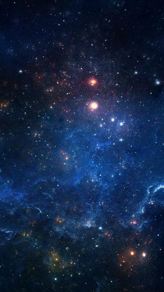 Обои на телефон вселенная, космос, звезды, галактика, galaxy, b3yond