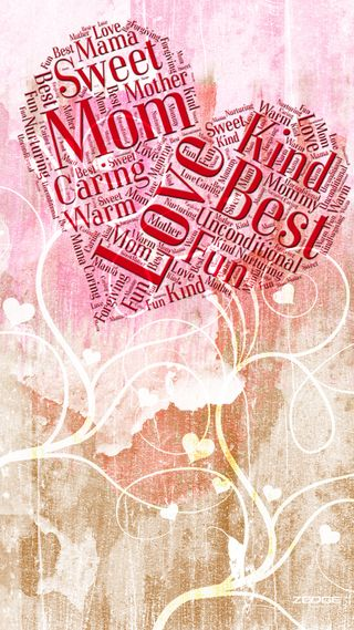Обои на телефон семья, ты, матери, мамочка, мама, любовь, день, love you mom, love