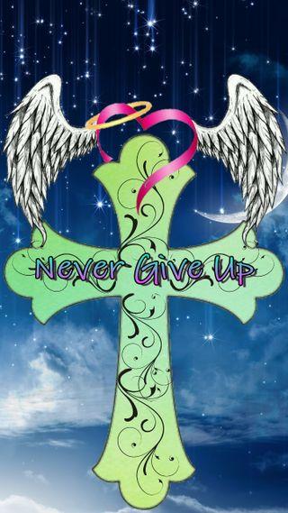 Обои на телефон сердце, розовые, никогда, небо, луна, крылья, крест, зеленые, звезды, halo