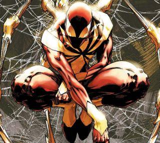 Обои на телефон человек паук, паук, комиксы, spider man, hd