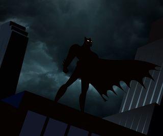 Обои на телефон анимационные, ряд, летучая мышь, комиксы, бэтмен, warner, dc, bat animated series, animated series