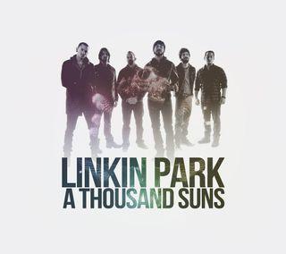 Обои на телефон группа, рок, парк, музыка, thousand, suns
