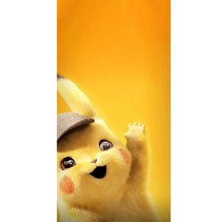 Обои на телефон 2019, 4k fhd, detective, hd, detective pikachu 4k, аниме, мультфильмы, покемоны, пикачу, фильм, фулл хд