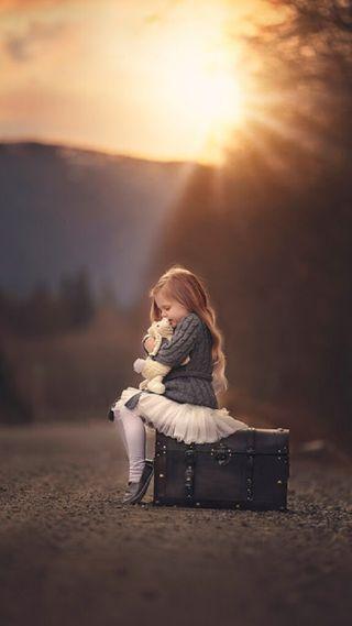 Обои на телефон тедди, ребенок, маленький, одиночество, милые, любовь, девушки, love