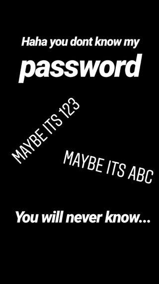 Обои на телефон знать, пароль, не, hahahaha, donr know password