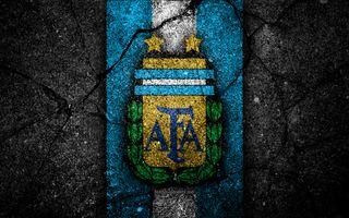 Обои на телефон эмблемы, футбольные, футбол, национальная, логотипы, команда, аргентина