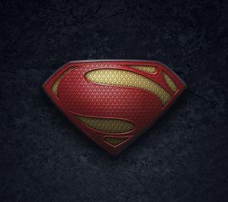 Обои на телефон супер, логотипы, super man logo, super man