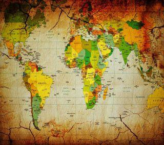 Обои на телефон карта, мир, земля, города, countries, container