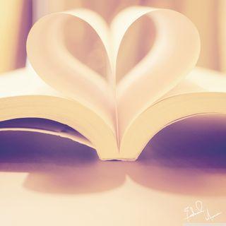 Обои на телефон книга, сердце, милые, любовь, love