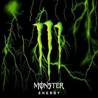Обои на телефон энергетики, зеленые, абстрактные, monster, monster energy, green abstract