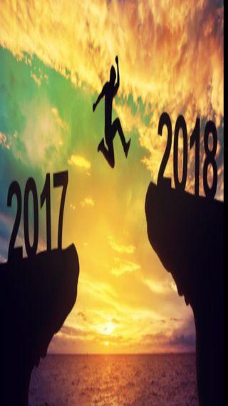 Обои на телефон новый, год, 2018 new year, 2018