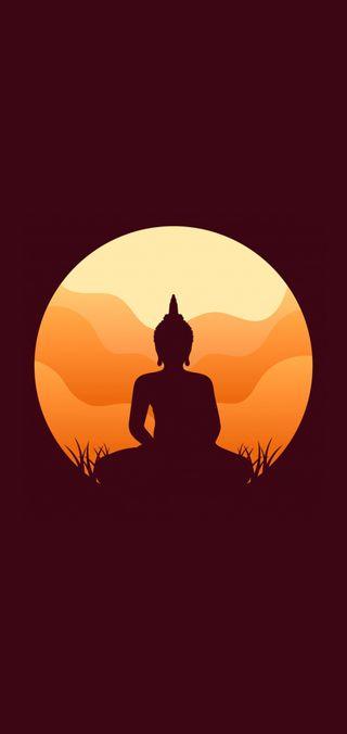 Обои на телефон бхагван, будда, бог, buddha god