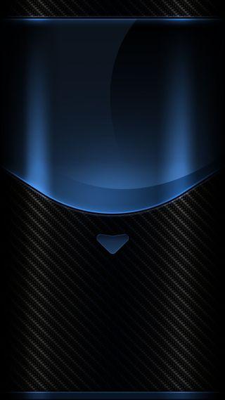 Обои на телефон волокно, синие, металл, карбон, blue carbon metal