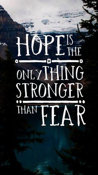 Обои на телефон страх, сильный, надежда
