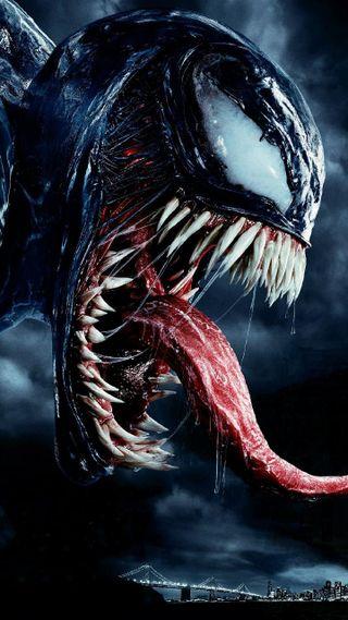 Обои на телефон веном, человек паук, фильмы, мстители, комиксы, venom-movie