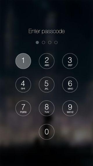 Обои на телефон экран, passcode screen