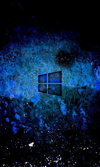 Обои на телефон текстуры, синие, мотивация, логотипы, вселенная, wp over rust, windows, rust