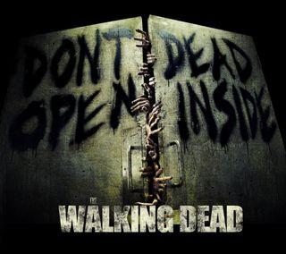 Обои на телефон шоу, тв, череп, ходячие, мертвый, зомби