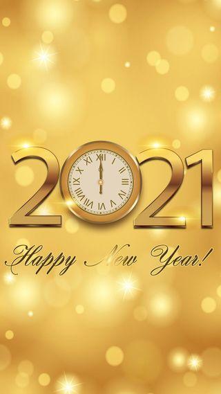 Обои на телефон часы, счастливые, новый, золотые, желтые, время, hd, clocks, 2021
