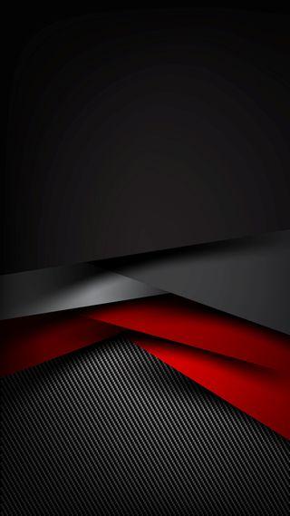Обои на телефон серебряные, черные, серые, красые, абстрактные, s7